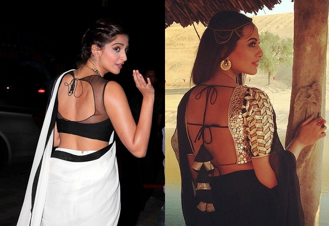 Backless Style