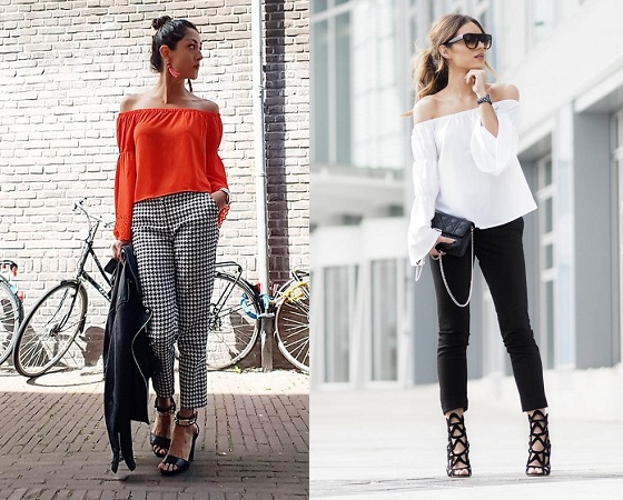 6152cd193109 Tips For Styling The Cigarette Pants - Latest Fashion Updates
